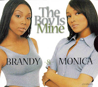 "Top 100 Songs 1998 ""The Boy Is Mine"" Brandy & Monica"