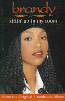 "Top 100 Songs 1996 ""Sittin' Up In My Room"" Brandy"