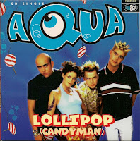90's Music Aqua - Lollipop (Candyman)
