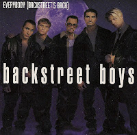 "Top 100 Songs 1998 ""Everybody (Backstreet's Back)"" Backstreet Boys"