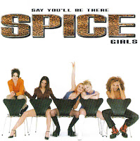 "90's Girl Groups ""Say You'll Be There"" Spice Girls"