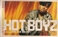 """Hot Boyz"" Missy Elliot featuring Nas, Eve & Q-Tip"