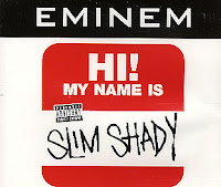 "90's Music ""My Name Is"" Eminem"