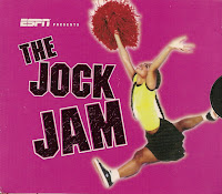 "90's Music ""ESPN Presents: The Jock Jam"""