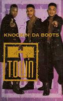 """90's Songs """"Knockin' Da Boots"""" H-Town"""