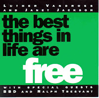 """The Best Things In Life Are Free"" Luther Vandross & Janet Jackson featuring Ralph Tresvant & Bell Biv DeVOE"