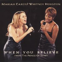 "90's Songs ""When You Believe"" Mariah Carey & Whitney Houston"