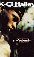 """90's Music """"If You Think You're Lonely Now"""" K-Ci Hailey"""
