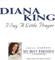 """I Say A Little Prayer"" Diana King"