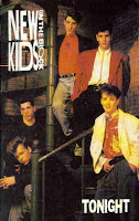 """90's Boy Bands  """"Tonight"""" New Kids On The Block"""