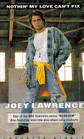 "90's Songs ""Nothin' My Love Can't Fix"" Joey Lawrence"
