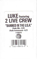 "90's Songs ""Banned In The U.S.A."" Luke featuring 2 Live Crew"