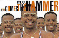"""Here Comes The Hammer"" MC Hammer"