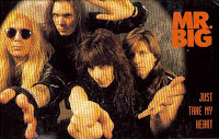 """Top 100 Songs 1992 """"Just Take My Heart"""" Mr. Big"""