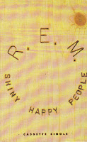"""Shiny Happy People"" R.E.M. with Kate Pierson"