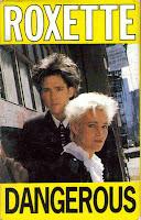 """Top 100 Songs 1990 """"Dangerous"""" Roxette"""