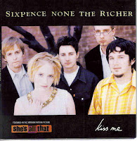"Top 100 Songs 1999 ""Kiss Me"" Sixpence None The Richer"