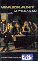 """We Will Rock You"" Warrant"