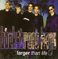 "90's Songs ""Larger Than Life' Backstreet Boys"