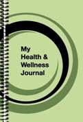 My Health &amp; Wellness Journal - $20