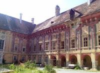 Schloss Petronell Courtyard
