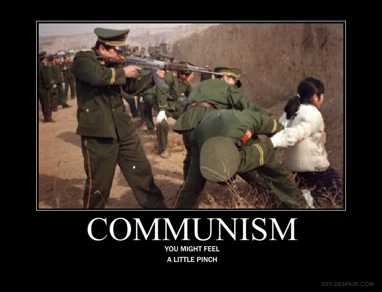 a comparison of chinese and russian communism Start studying ap comparative government:china learn vocabulary, terms, and more with flashcards which of the following is an accurate comparison of 20th century change in russia and china authority of the chinese communist party to command the army.