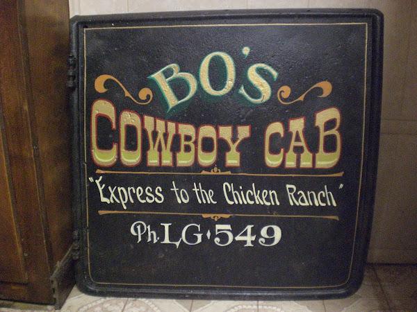 Bo's Cowboy Cab