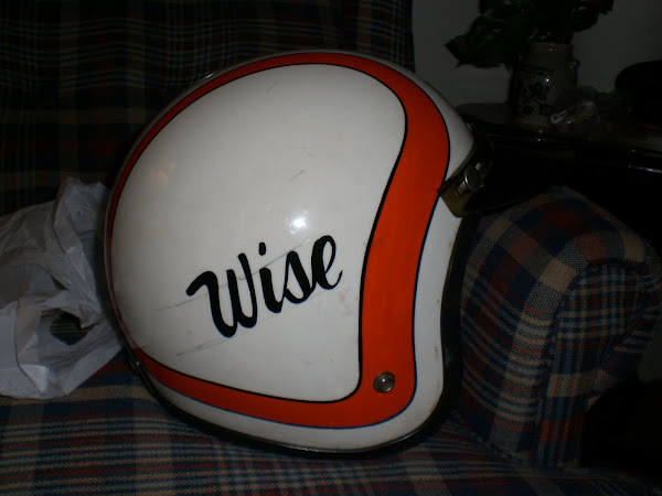 Herman Wise Helmet
