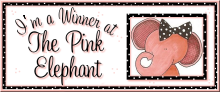 Featured on The Pink Elephant Challenge Blog