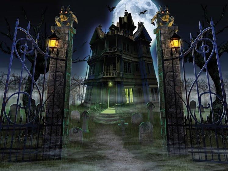 بيت الأشباح