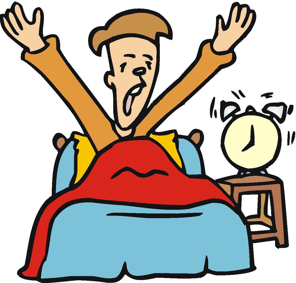manfaat bangun pagi pagi bagi tubuh manusia