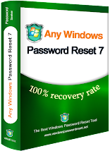 Any Windows Password Reset 7