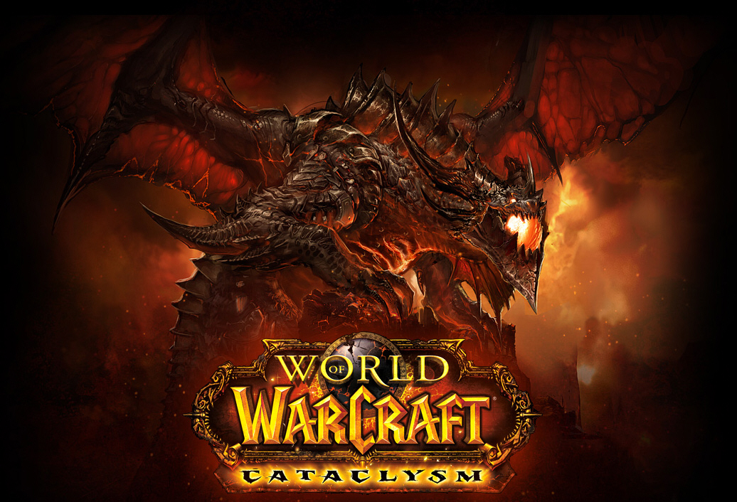 world of warcraft wallpaper hunter. Cataclysm Cinematics