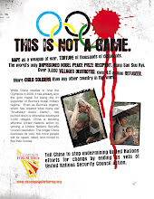 Boycott the Olympics in China