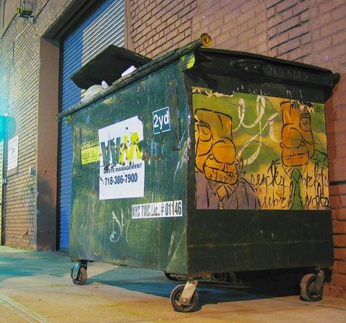 [dumpster]