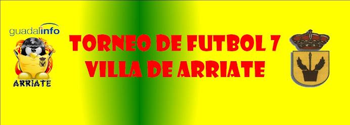 Torneo de Futbol 7 Villa de Arriate