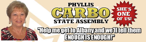Phyllis Carbo for Assembly