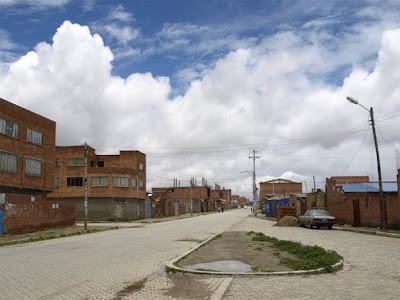 La población en El Alto