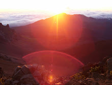 Sunrise at Haleakala, Maui