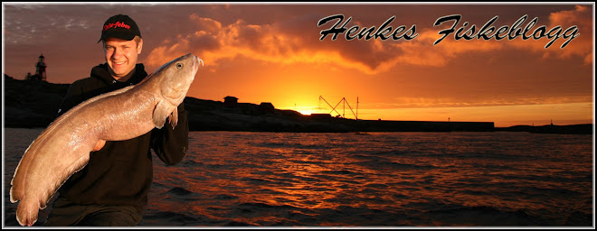 Henkes Fiskeblogg