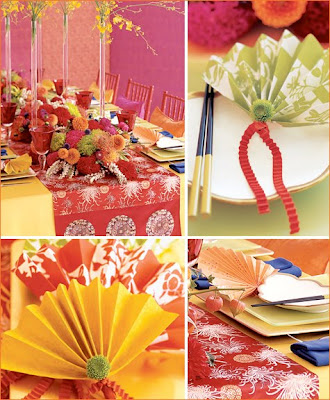 Planning the Perfect Asian Themed Wedding Asian Themed Inspiration Boards