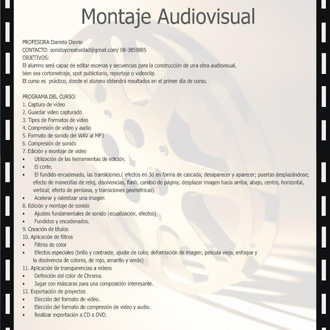 CLASES EDICIÓN DE VIDEO