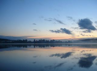 Placek jezioro