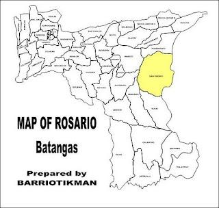 San Isidro Rosario Batangas