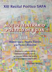 Nuevo Itinerario Poético de Écija