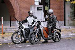 Moto Elétrica ENERTIA BIKE