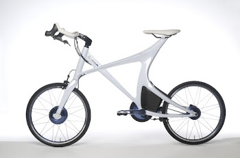 LEXUS Hybride eBicycle