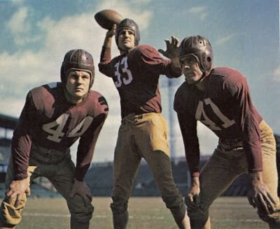 Washington Redskins uniforms, 1930s