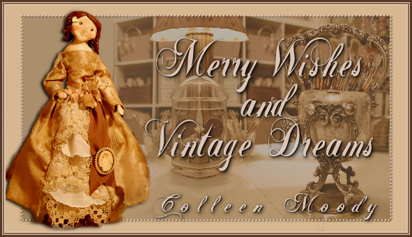 Merry Wishes and Vintage Dreams