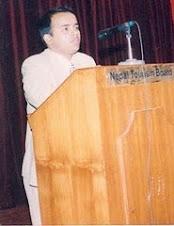 Bishnu in Nepal Tourism Board (Interaction Program)